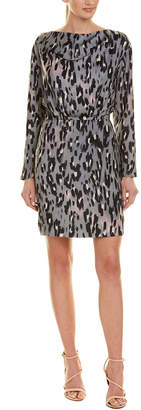 Reiss Lotta Blouson Dress