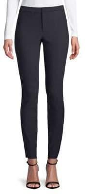 Vince Cotton-Blend Skinny Pants