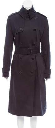 Ralph Lauren Black Label Double-Breasted Trench Coat