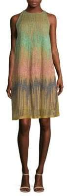M Missoni Devore Lurex Dress