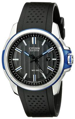Citizen Men's AR- Action Required Eco-Drive Analog Watch, 44.5mm