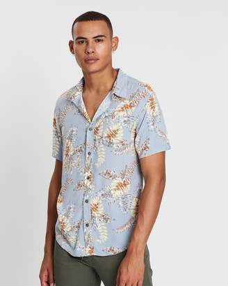 rhythm Bermuda SS Shirt