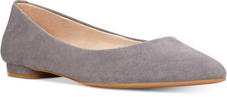 Nine West Onlee Pointed-Toe Flats Women Shoes
