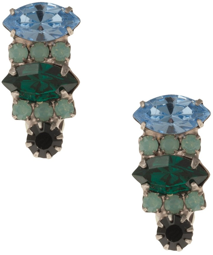 Dannijo Tucan Earrings