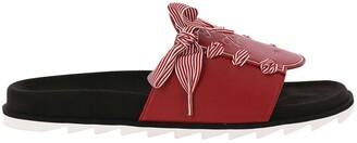 Roger Vivier Flat Sandals Shoes Women