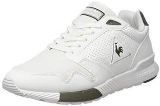 Le Coq Sportif Men's Omega X Sport Trainers, (Optical White Blanc)