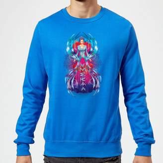 Hourglass Dc Comics Aquaman Mera Sweatshirt