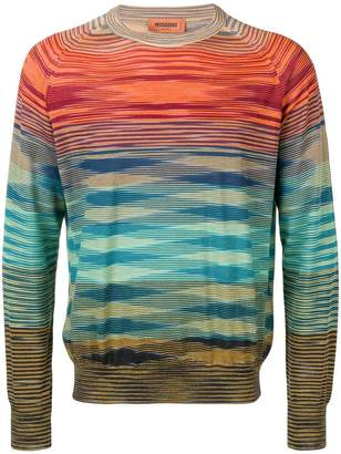 Missoni printed jumper