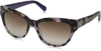Kate Spade Women's Aisha Cateye Sunglasses