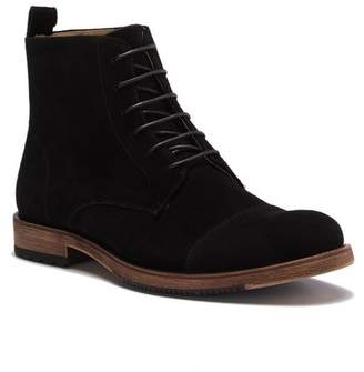 English Laundry Swansea Suede Cap Toe Boot