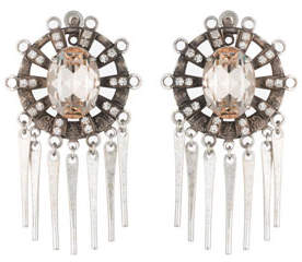 Dannijo Lennyn Crystal Dangle Earrings