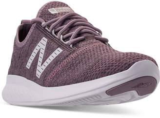 New Balance Women FuelCore Coast V4 Running Sneakers from Finish Line
