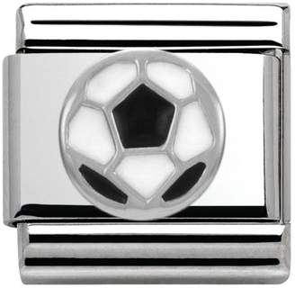 Nomination Soccer Ball Classic Charm