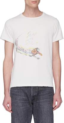 Remi Relief 'Surf the Space' graphic print T-shirt