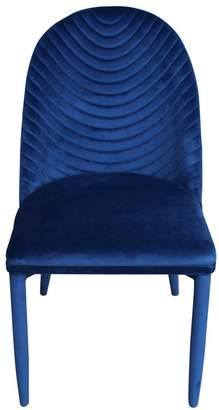 Cafe Lighting Rogue Dining Chair Sapphire
