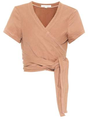 Jonathan Simkhai Cotton-twill top