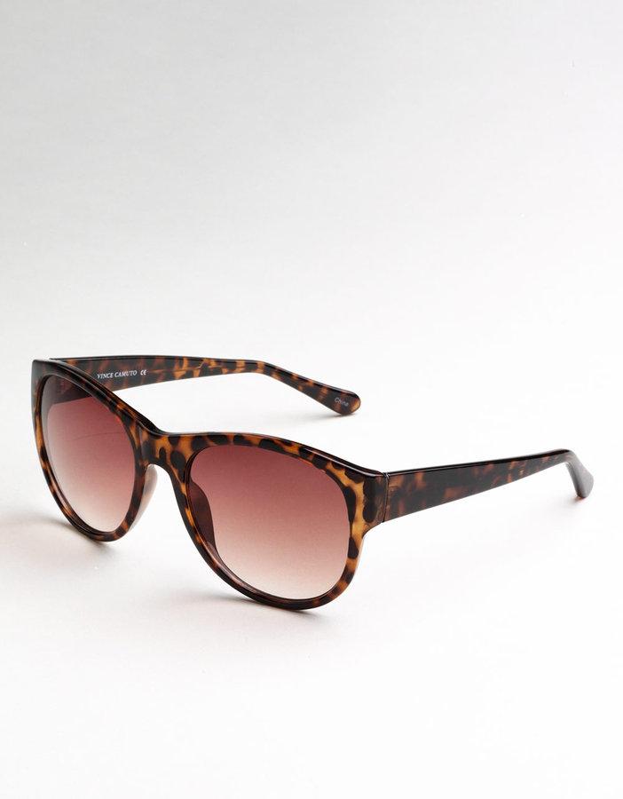 VINCE CAMUTO Tortoise Square Sunglasses