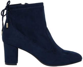 Basque Anabelle Navy Boot