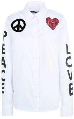 Love Moschino OFFICIAL STORE Long sleeve shirt