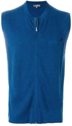 N.Peal zipped waistcoat