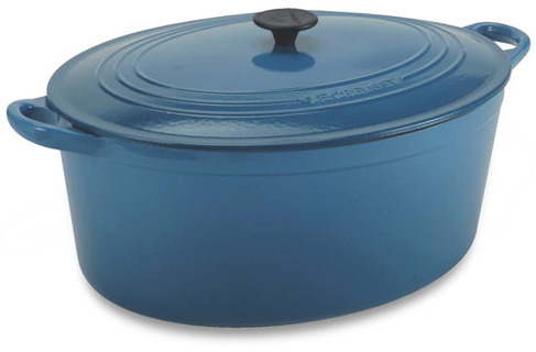 Le Creuset Goose Pot Oval French Oven, 15-1/2 quart