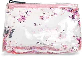 Skinnydip Zephyr Liquid Glitter Makeup Bag