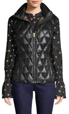 Escada Sport Quilted Puffy Vest