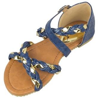 Victoria K Braided Fashion Sandals