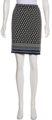 Max Studio Knee-Length Knit Skirt
