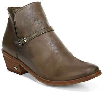 Sam Edelman Palmer Lug-Sole Booties Women Shoes