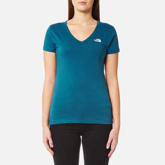 The North Face Women's Short Sleeve Simple Dome T-Shirt