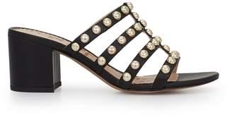 Sam Edelman Suri Studded Block Heel Mule Sandal