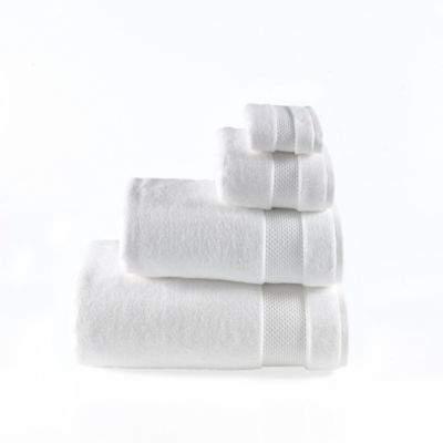 Valeron Oversized Luxury Bath Towel in White