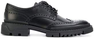Versace lace up brogues