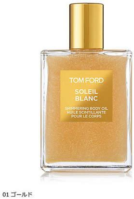 Tom Ford (トム フォード) - [TOM FORD BEAUTY] ソレイユ ブラン シマリング ボディ オイル