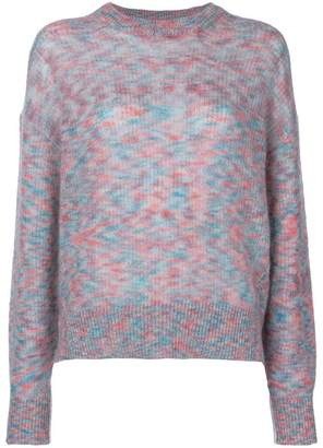 IRO melange knitted sweater