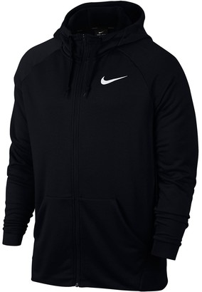 Nike Men's Dri-FIT Full-Zip Fleece Hoodie