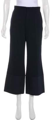 See by Chloe Cropped High-Rise Pants w/ Tags