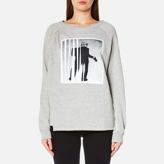 Karl Lagerfeld Women's Photographer Sweatshirt