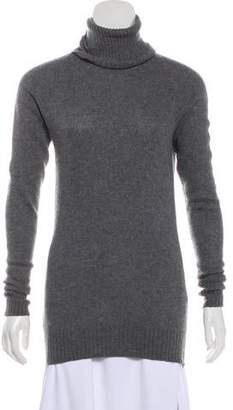 Dolce & Gabbana Virgin Wool Turtleneck Sweater