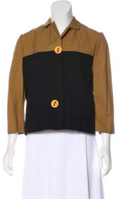Marni Casual Colorblock Jacket w/ Tags