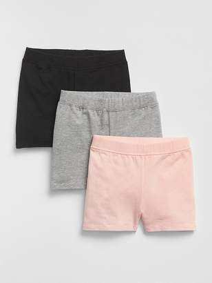 Gap Tumble Shorts (3-Pack)