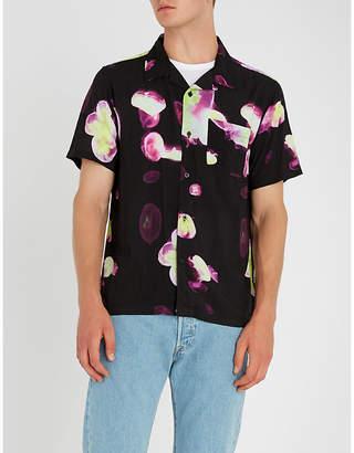 Stussy Jellyfish-print woven shirt