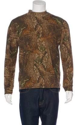 Yeezy Camouflage Print Sweatshirt