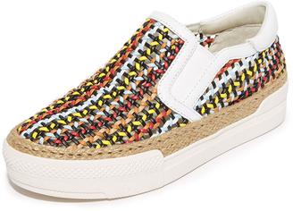 Ash Cali Platform Slip On Sneakers $165 thestylecure.com