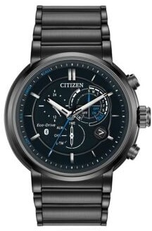 Citizen Eco-Drive Stainless Steel Bracelet Smartwatch