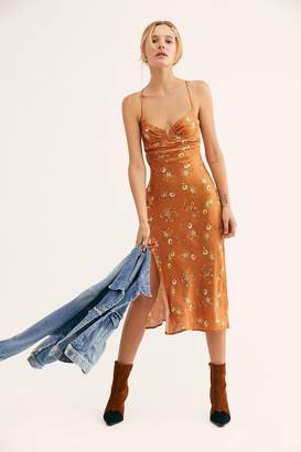 Sun Becomes Her Wildflower Midi Dress