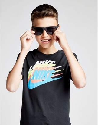 Nike Futura Sunset T-Shirt Junior