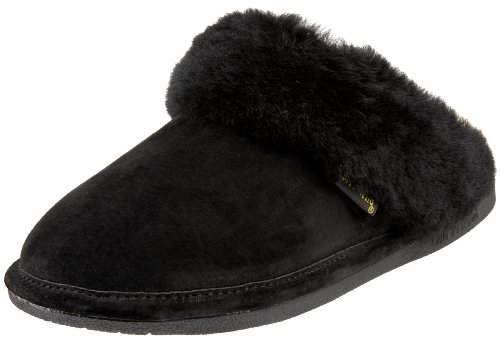 Old Friend Women's 441169 Scuff Sheepskin Slipper