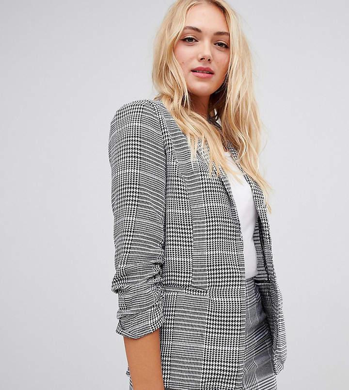 Parisian Tall check blazer